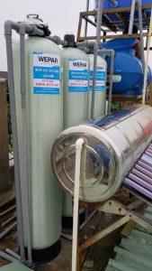 thiết bị lọc nước giếng khoan công nghiệp